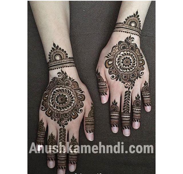 Fancy Mehndi Design: Fancy Mehndi Design